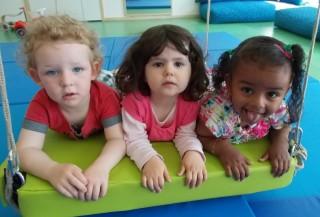 Vielfalt in der Kinderkrippe
